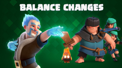 Summer Update Balance Changes by Clash Royale