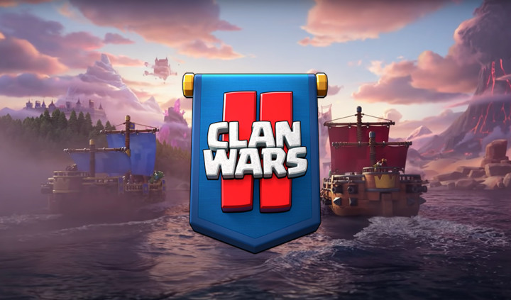 Clan Wars: What has changed? by Clash Royale