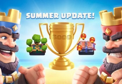Summer Update Info! by Clash Royale