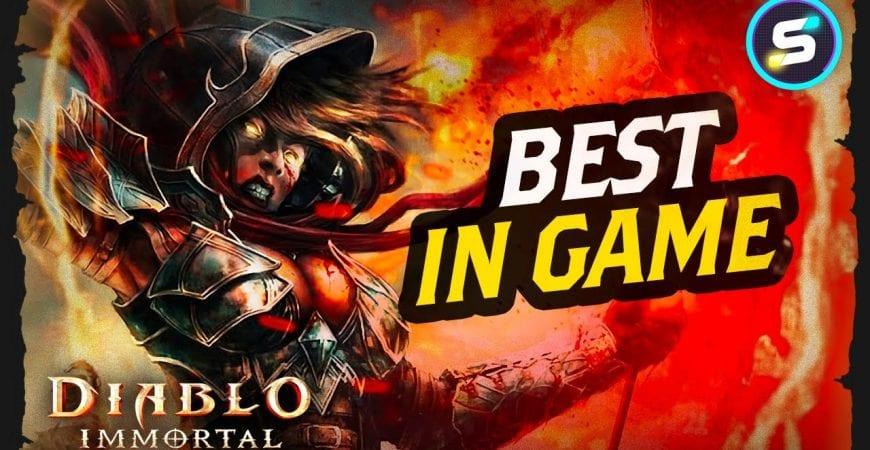 My Favorite Activity in Diablo Immortal by Scrappy Academy