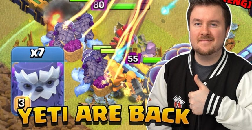 YETI ARE BACK on Town Hall 14 ? | iTzu Cup Clash of Clans English by iTzu [ENG] – Clash of Clans