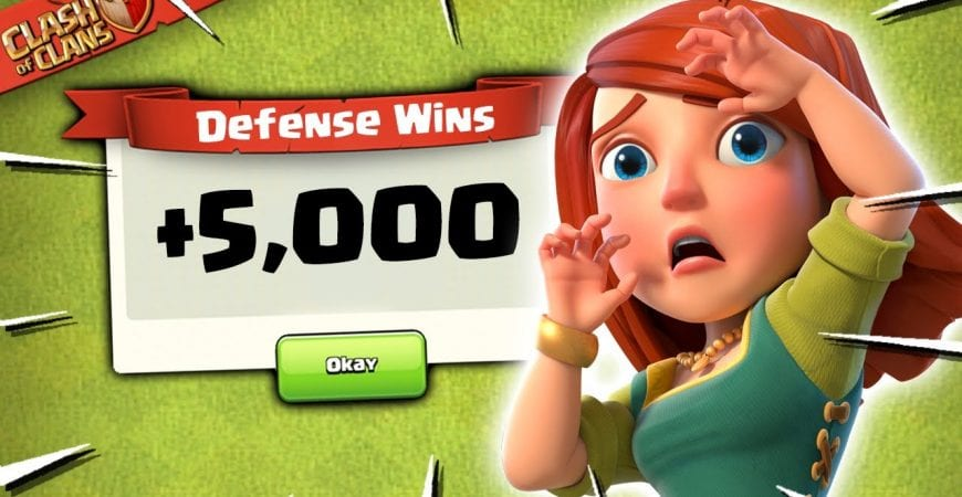 Over 5,000 Defenses in One Month (Clash of Clans) by Judo Sloth Gaming