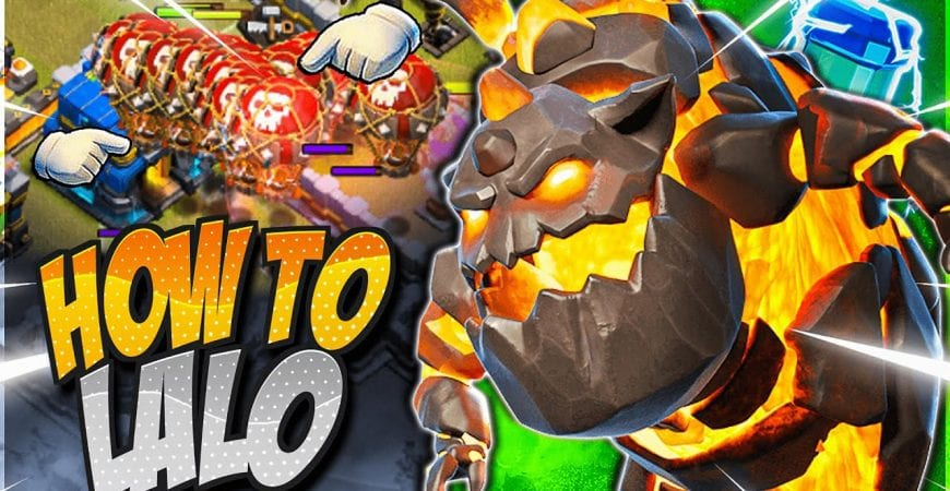 BEST TH12 Attack Strategy you will EVER Learn! How to Lavaloon Attack Strategy [Clash of Clans] by CorruptYT