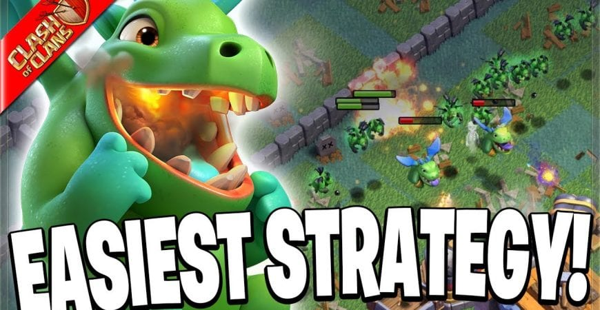 The Easiest Builder Base Army EVER! (Clash of Clans) by Clash Bashing!!