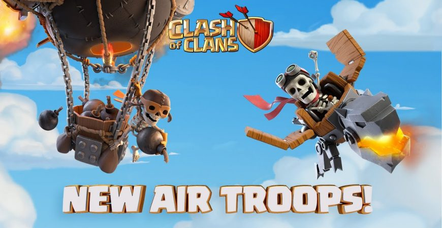 Summer Update Is Here! (Clash of Clans Official) by Clash of Clans