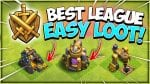 Best Farming League For TH10 with Proof! TH10 No Hero Farming (Clash of Clans) by Kenny Jo