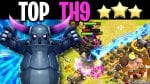Must Use Town Hall 9 Attacks by ECHO Gaming
