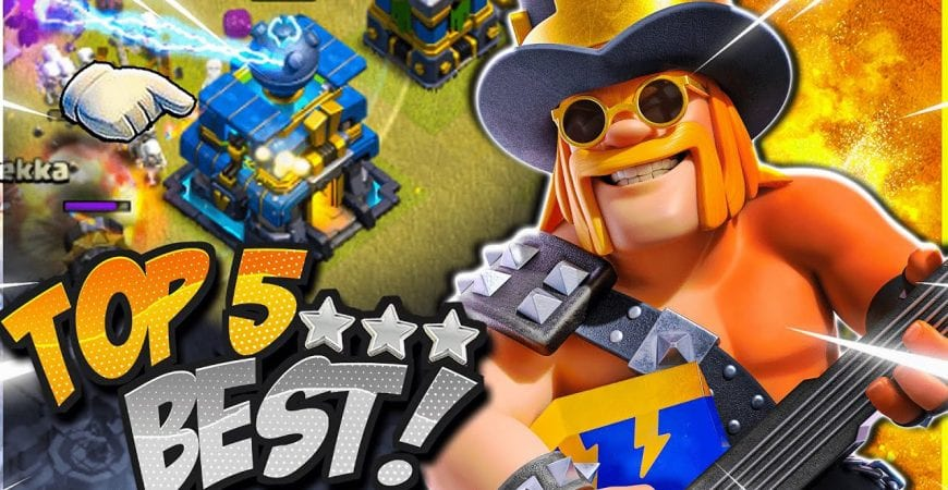 NEW Top 5 BEST TH12 Attack Strategies After June 2021 Update! (Clash of Clans) by CorruptYT