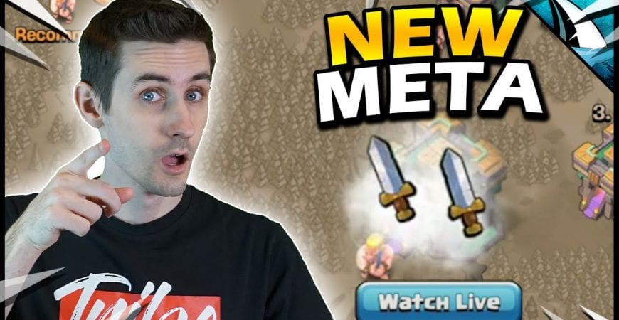 This is the NEW META attack in wars… It's taking over! by CarbonFin Gaming