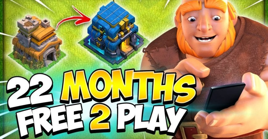 10 Tips To Upgrade Faster Free 2 Play in Clash of Clans by Kenny Jo