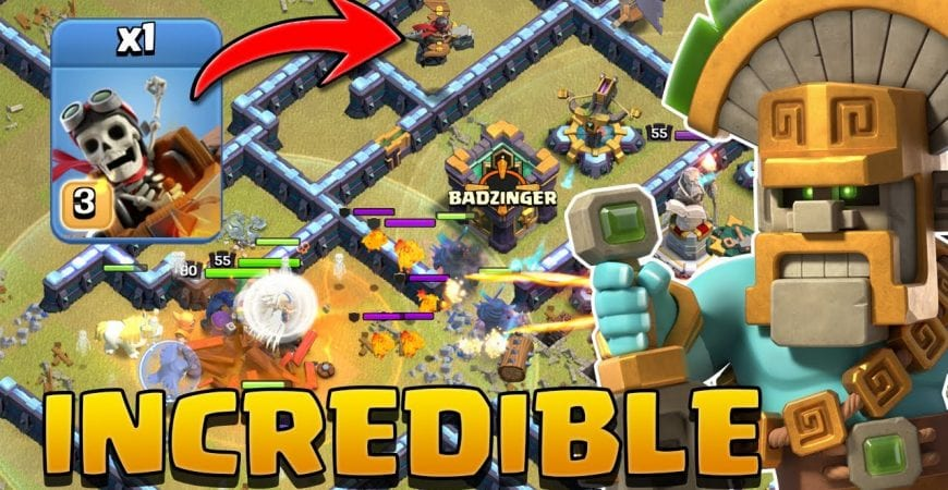 Pekka Smash with Dragon Rider | INSANE attack to finish the Clan War | Clash of Clans by iTzu [ENG] – Clash of Clans
