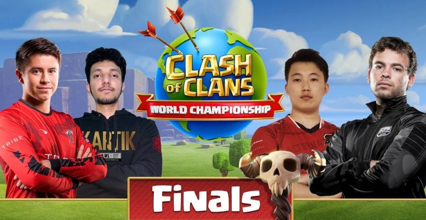 World Championship #1 Qualifier FINALS – Clash of Clans by Clash of Clans