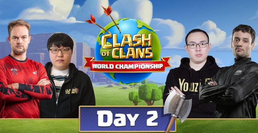 World Championship #1 Qualifier Day 2 – Clash Of Clans by Clash of Clans