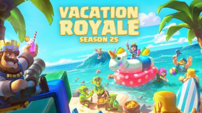 Season 25 Breakdown & Rewards by Clash Royale