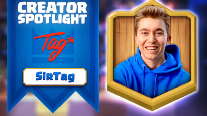 Creator Spotlight: SirTag! by Clash Royale
