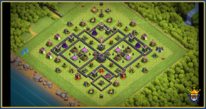 Protected xbow base
