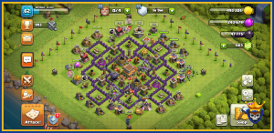 Simple but effective th8 base