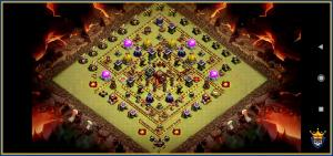 Th 10 op war bases used by pros.