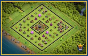 th8 crow base to force obstacles to edge
