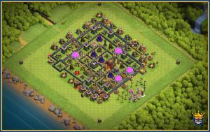 Unstoppable th10 base
