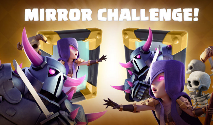 3 Tips for the Mirror Challenge! by Clash Royale