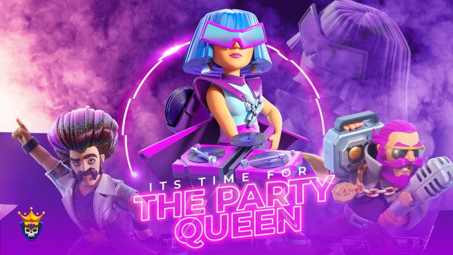 Party Queen Skin Revealed – August Hero Skin!