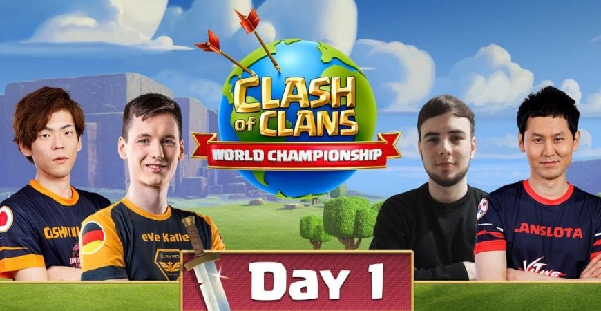 World Championship #2 Qualifier Day 1 – Clash Of Clans by Clash of Clans