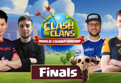 World Championship #2 Qualifier FINALS – Clash of Clans by Clash of Clans