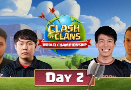 World Championship #2 Qualifier Day 2 – Clash Of Clans by Clash of Clans