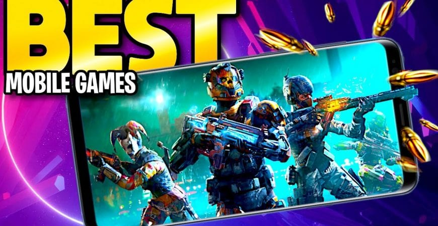 Top 15 Best Mobile Games of ALL TIME by ECHO Gaming