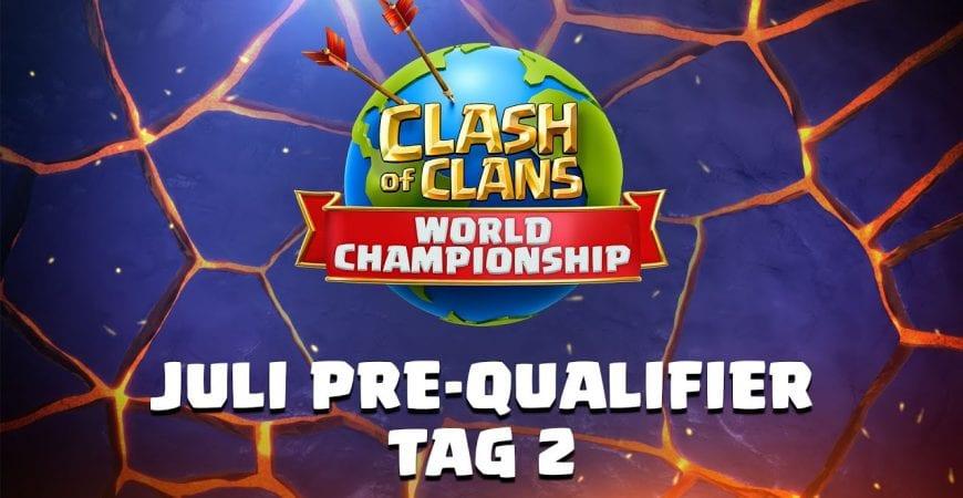 🔥 WM Pre Qualifier Tag 2🔥+ Goldpass Gewinnspiel | Clash of Clans deutsch by Noobs iMTV – Clash of Clans