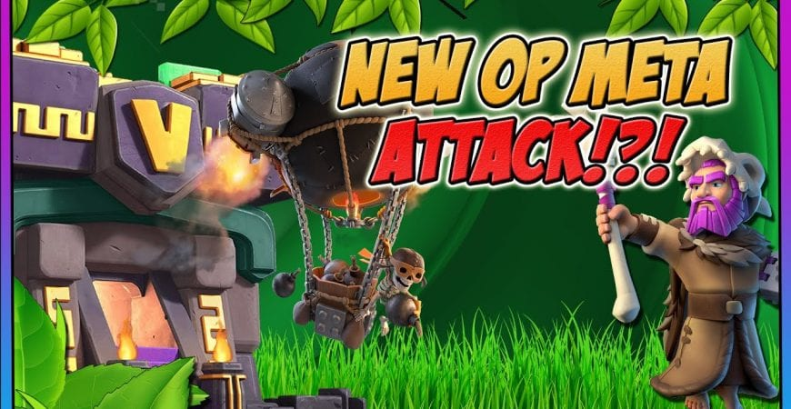 NEW OP TH14 META ATTACK STRATEGY?!? by Gaz Tommo
