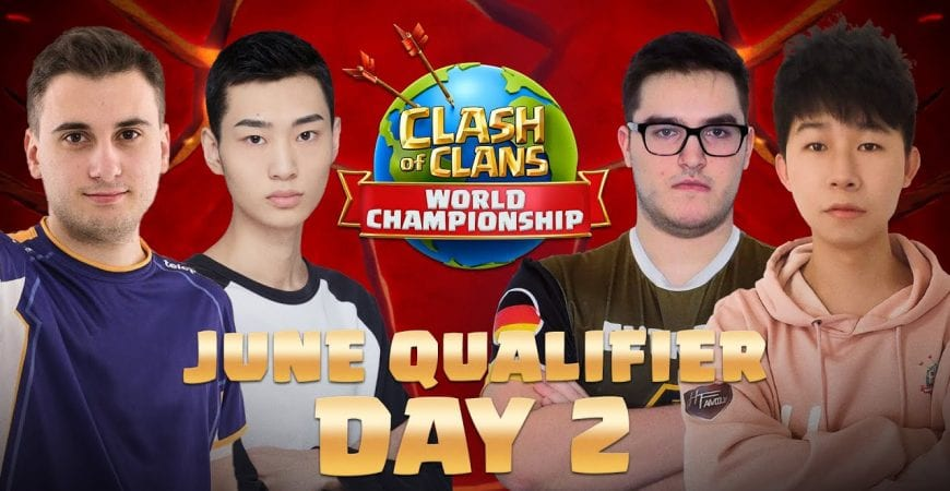 Clash Worlds June Qualifier Day 2 | Clash of Clans by Clash of Clans