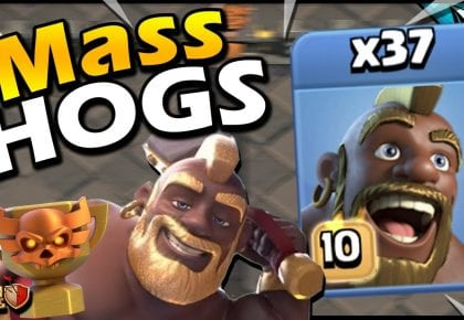 MASS HOGS in the CWL!! The Hog Wave is Coming!!! by CarbonFin Gaming