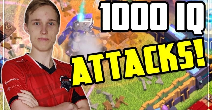 WORLD CHAMPION CRUSHES BASES WITH THIS OP ATTACK!!! TH14 Attack Strategy With Link | Clash of Clans by Sir Moose Gaming