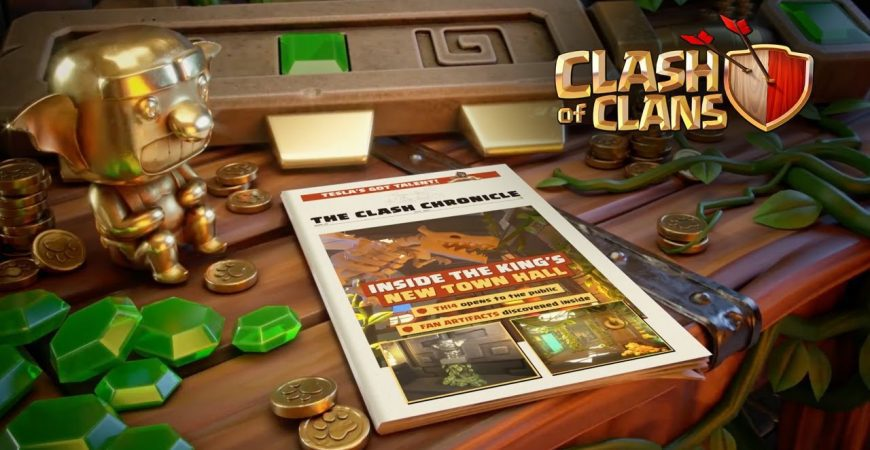 Clash of Clans: Clash Chronicle #5 by Clash of Clans