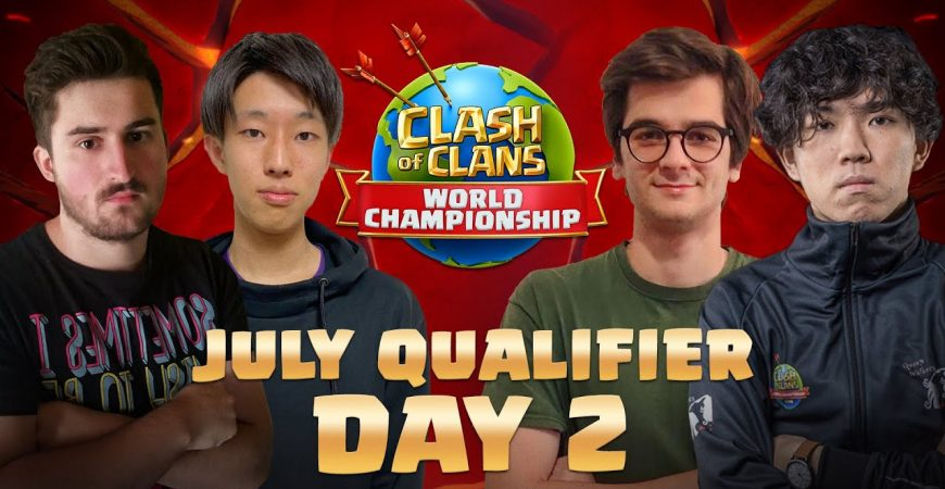 Clash Worlds July Qualifier Day 2 | Clash of Clans by Clash of Clans