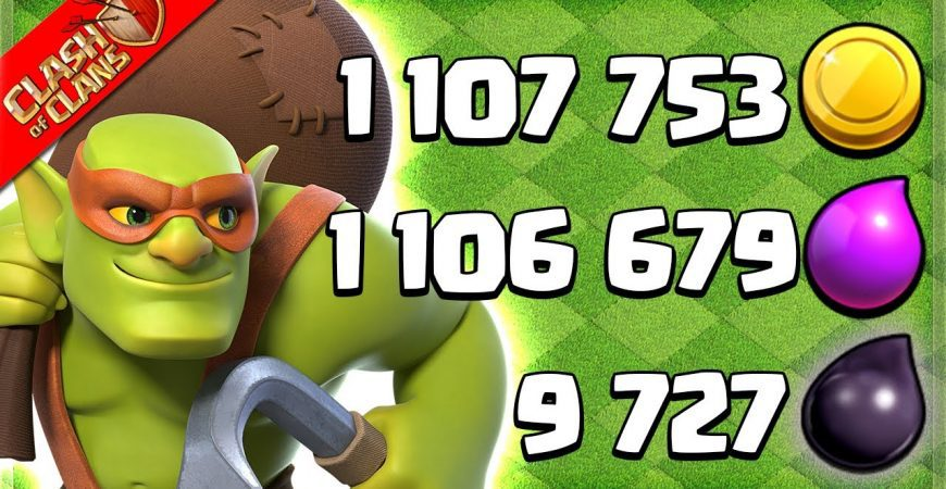 Starting the Day with HUGE LOOT! (Clash of Clans) by Clash Bashing!!