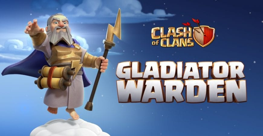 Gladiator Warden: Make Thunder Now! (Clash of Clans Official) by Clash of Clans