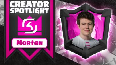 Creator Spotlight: Morten! by Clash Royale