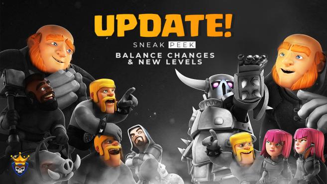 Autumn Update Sneak Peek – Balance Changes & New Levels