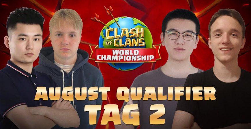 WM QUALIFIER September Tag 2 | Clash of Clans deutsch by Noobs iMTV – Clash of Clans