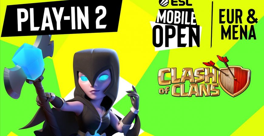 Europameisterschaft PLAY IN um 50.000€ Preispool | Clash of Clans deutsch by Noobs iMTV – Clash of Clans