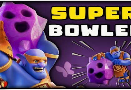 NEW SUPER BOWLER Strategy Too Strong | Clash of Clans | Super Troop by Suzie Gaming