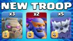 NEW SUPER BOWLER = WOW!!! NEW TH14 Attack Strategy | Clash of Clans by Sir Moose Gaming