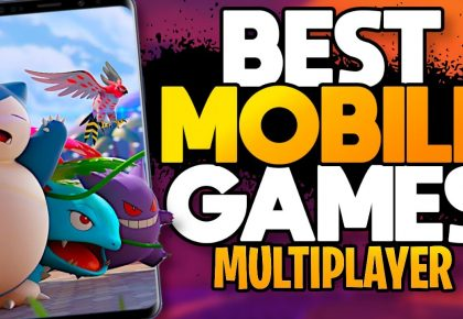 Top 10 BEST Multiplayer Mobile Games to Play with Friends by ECHO Gaming