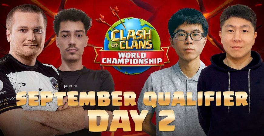 Clash Worlds September Qualifier Day 2 | Clash of Clans by Clash of Clans
