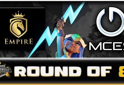 MCES vs Empire Gaming | Stephanie Championship by Suzie Gaming