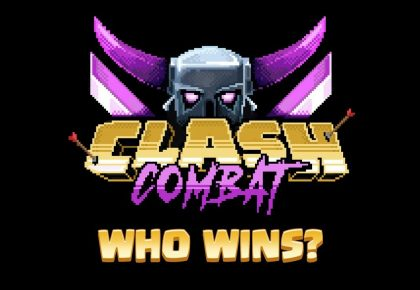 Clash Combat (Clash of Clans | Video Games Day) by Clash of Clans