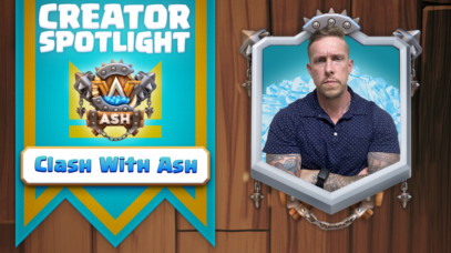 Creator Spotlight: Clash With Ash! by Clash Royale